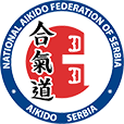 National Aikido Federation of Serbia Logo